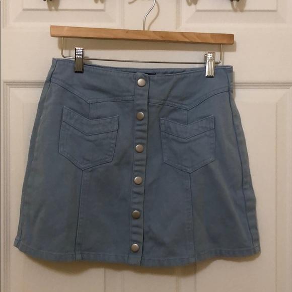 Kendall & Kylie Dresses & Skirts - Kendall + Kyle mini skirt
